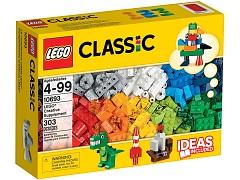 Дополнительное изображение 2 набора Лего 10693 Дополнение к набору для творчества - яркие цвета