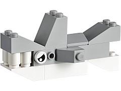 Дополнительное изображение 4 набора Лего 10693 Дополнение к набору для творчества - яркие цвета