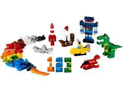 Дополнительное изображение 8 набора Лего 10693 Дополнение к набору для творчества - яркие цвета