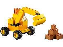 Дополнительное изображение 7 набора Лего 10698 Набор для творчества большого размера