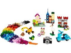 Дополнительное изображение 9 набора Лего 10698 Набор для творчества большого размера