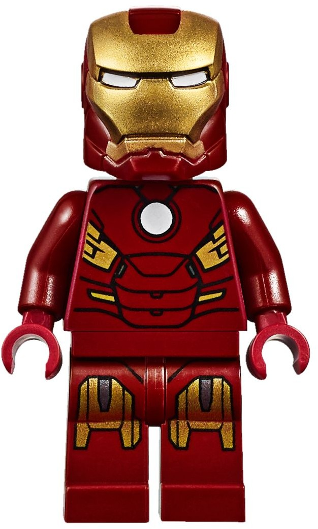 lego iron man building instructions