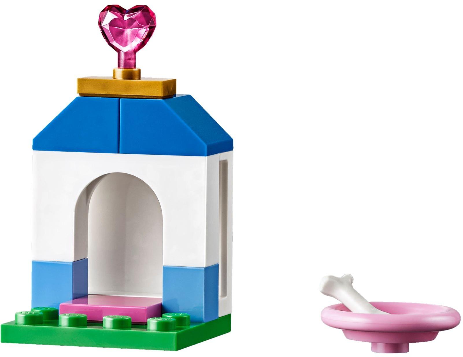 lego juniors princess play castle instructions