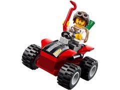 Конструктор LEGO (ЛЕГО) Juniors 10751 Погоня горной полиции  Mountain Police Chase