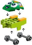 Конструктор LEGO (ЛЕГО) Toy Story 10771 Аттракцион Паровозик Carnival Thrill Coaster