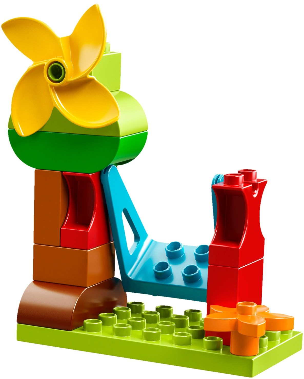 Easy Toy LEGO 10864 Duplo My First Large Playground Brick Box Construction Set