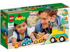 Конструктор LEGO (ЛЕГО) Duplo 10883 Мой первый эвакуатор My First Tow Truck