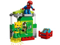 Конструктор LEGO (ЛЕГО) Duplo 10893 Человек-Паук против Электро  Spider-Man vs. Electro