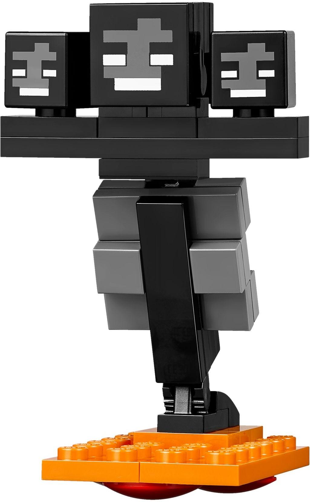 Lego Minecraft привет из детства с привкусом майнкрафта 22
