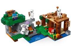 Конструктор LEGO (ЛЕГО) Minecraft 21146 Нападение армии скелетов The Skeleton Attack