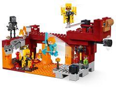 Конструктор LEGO (ЛЕГО) Minecraft 21154 Мост Ифрита The Blaze Bridge