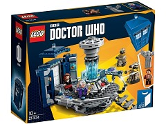 Конструктор LEGO (ЛЕГО) Ideas 21304 Доктор Кто Doctor Who