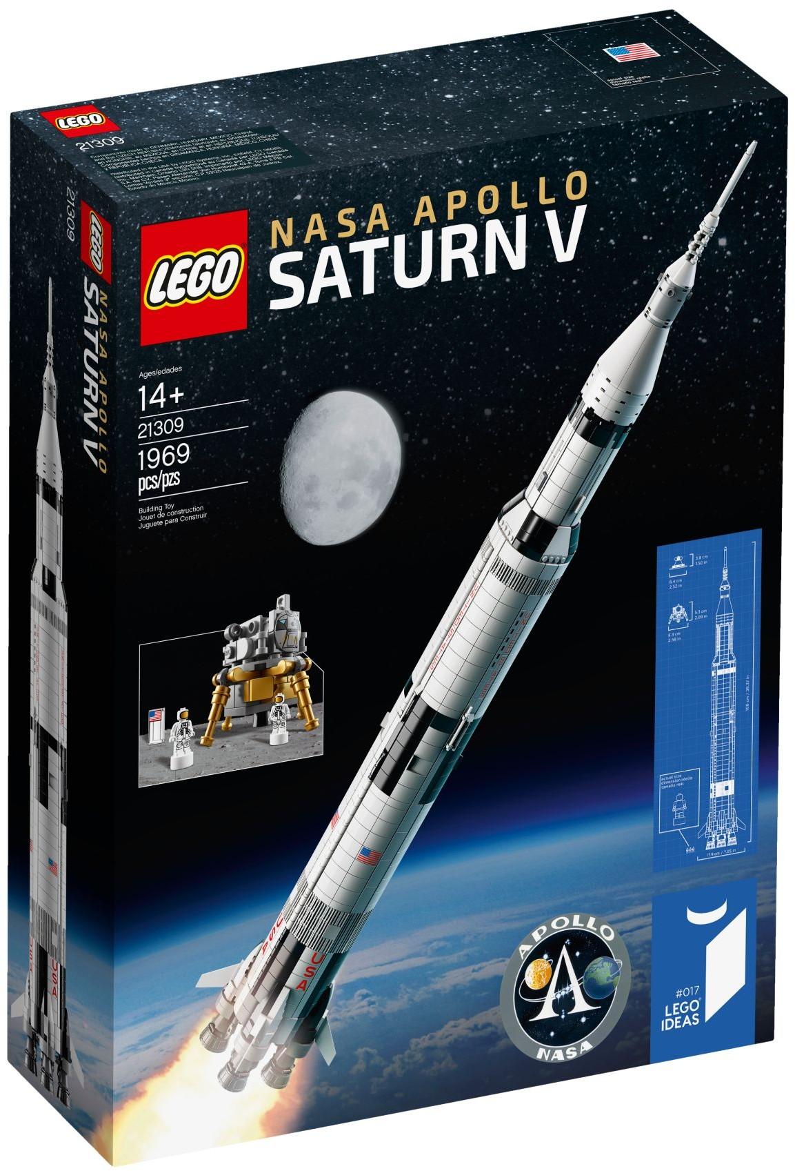 21306 - [Produits] Votre Collection de LEGO Ideas 21309_alt1