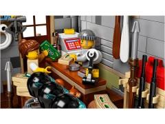 Конструктор LEGO (ЛЕГО) Ideas 21310  Old Fishing Store