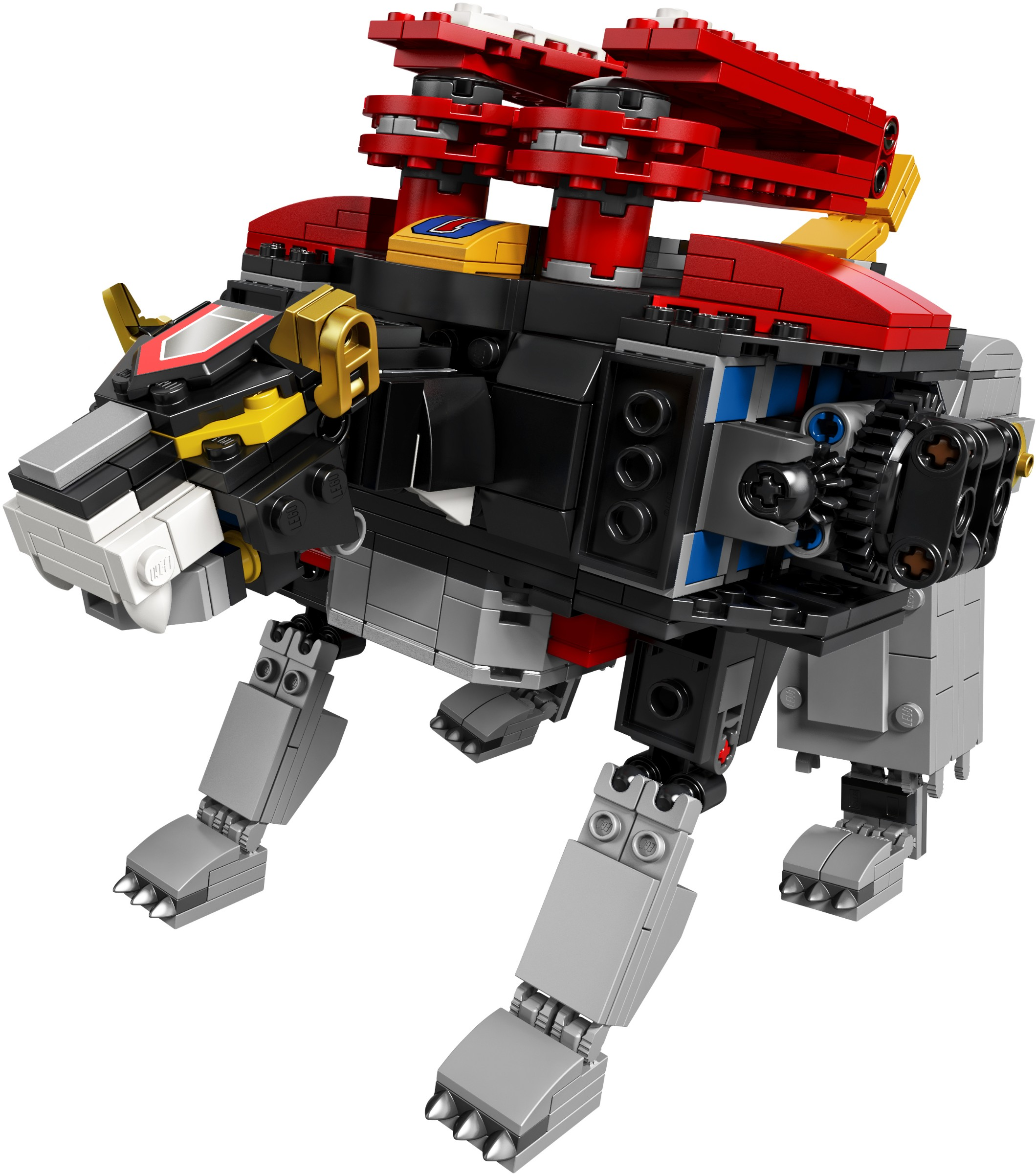 Voltron    at last! | Brickset: LEGO set guide and database