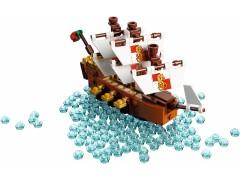 Конструктор LEGO (ЛЕГО) Ideas 21313  Ship in a Bottle