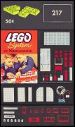 Lego 217 4 x 4 Corner Bricks additional image 2