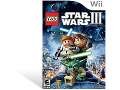 Конструктор LEGO (ЛЕГО) Gear 2856218  LEGO Star Wars III: The Clone Wars