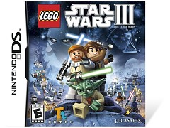 Конструктор LEGO (ЛЕГО) Gear 2856222  LEGO Star Wars III: The Clone Wars