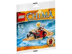 Lego 30265 Worriz' Fire Bike additional image 2