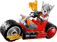 Lego 30265 Worriz' Fire Bike additional image 4