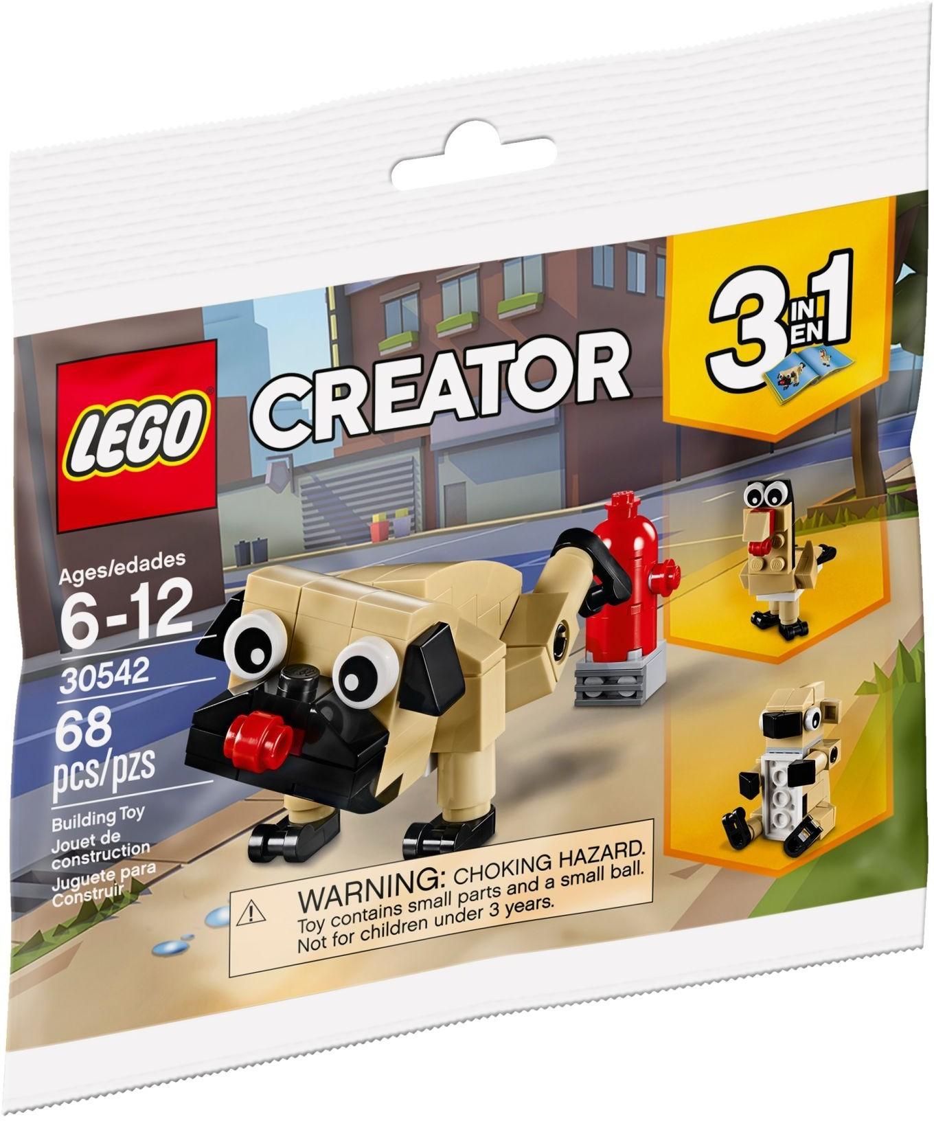LEGO CREATOR Frog 7606 POLYBAG NUOVO con confezione