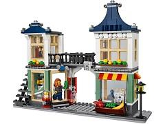 Дополнительное изображение 3 набора Лего 31036 Магазин по продаже игрушек и продуктов
