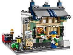 Дополнительное изображение 4 набора Лего 31036 Магазин по продаже игрушек и продуктов