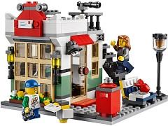 Дополнительное изображение 5 набора Лего 31036 Магазин по продаже игрушек и продуктов