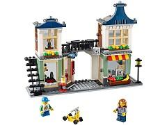 Дополнительное изображение 6 набора Лего 31036 Магазин по продаже игрушек и продуктов