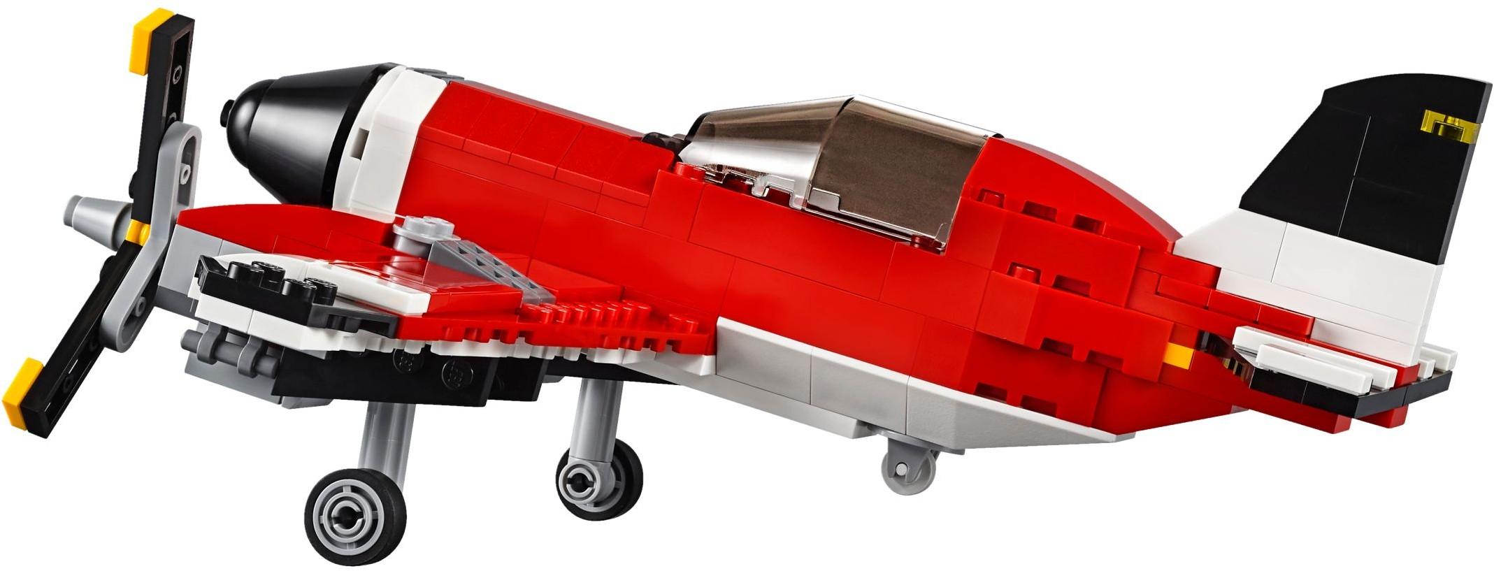 Cool Plane Propellers : Lego propeller plane