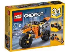 Lego 31059 Sunset Street Bike additional image 2
