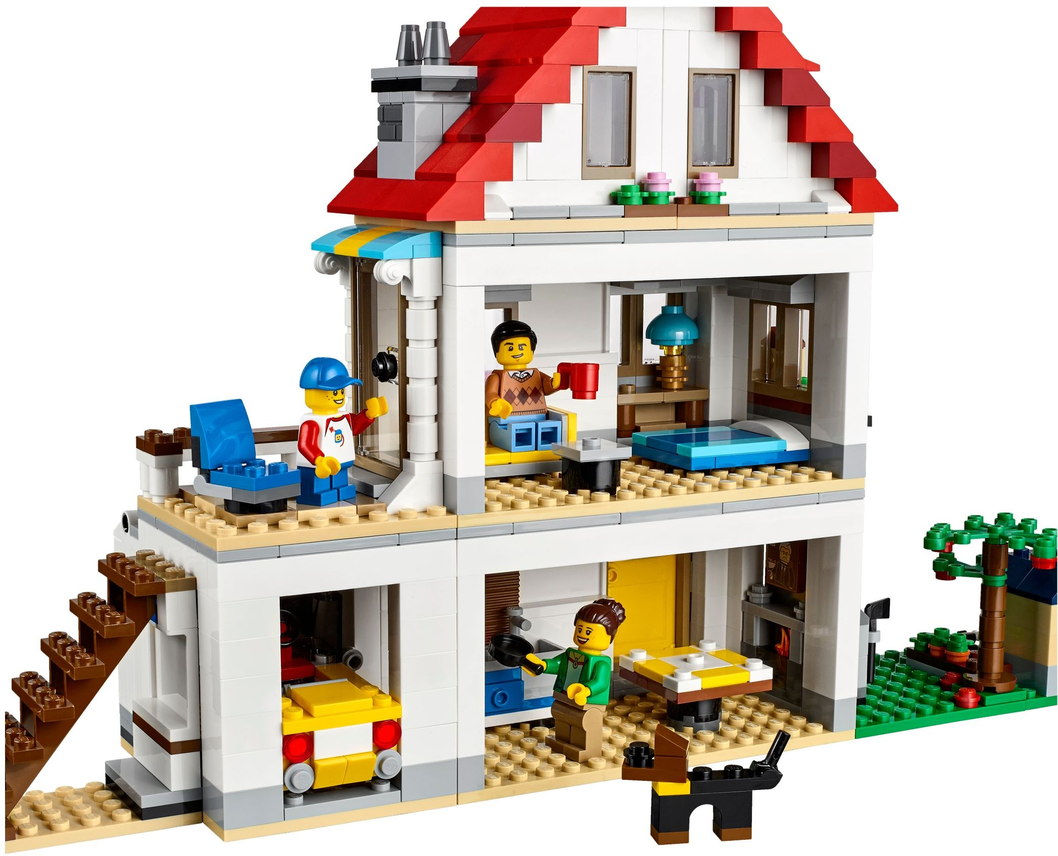 Subito Disponibili Lego Creator Modular System 31067