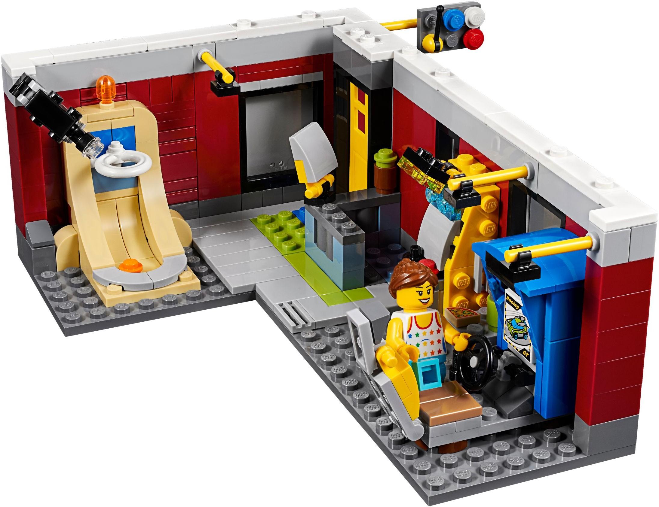 nouveaut s lego creator 2018 voici quelques visuels officiels other bricks. Black Bedroom Furniture Sets. Home Design Ideas