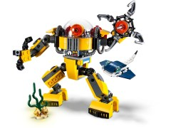 Конструктор LEGO (ЛЕГО) Creator 31090 Робот для подводных исследований  Underwater Robot
