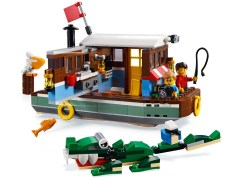 Конструктор LEGO (ЛЕГО) Creator 31093 Плавучий дом Riverside Houseboat