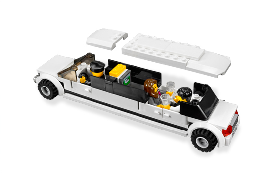 3222 1 Helicopter And Limousine