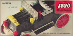 Дополнительное изображение 4 набора Лего 329 Antique Car