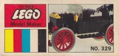 Дополнительное изображение 5 набора Лего 329 Antique Car