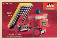 Дополнительное изображение 2 набора Лего 331 Dump Truck