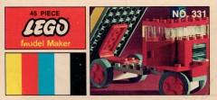 Дополнительное изображение 3 набора Лего 331 Dump Truck