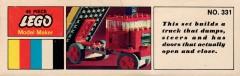 Дополнительное изображение 5 набора Лего 331 Dump Truck