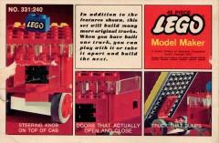 Дополнительное изображение 6 набора Лего 331 Dump Truck