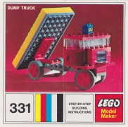 Lego 331 Dump Truck additional image 7
