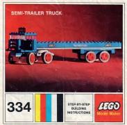Lego 334 SEMI-Trailer Truck additional image 6