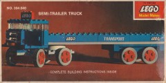 Lego 334 SEMI-Trailer Truck additional image 2