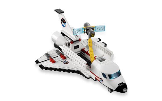 lego space shuttle orbiter - photo #26