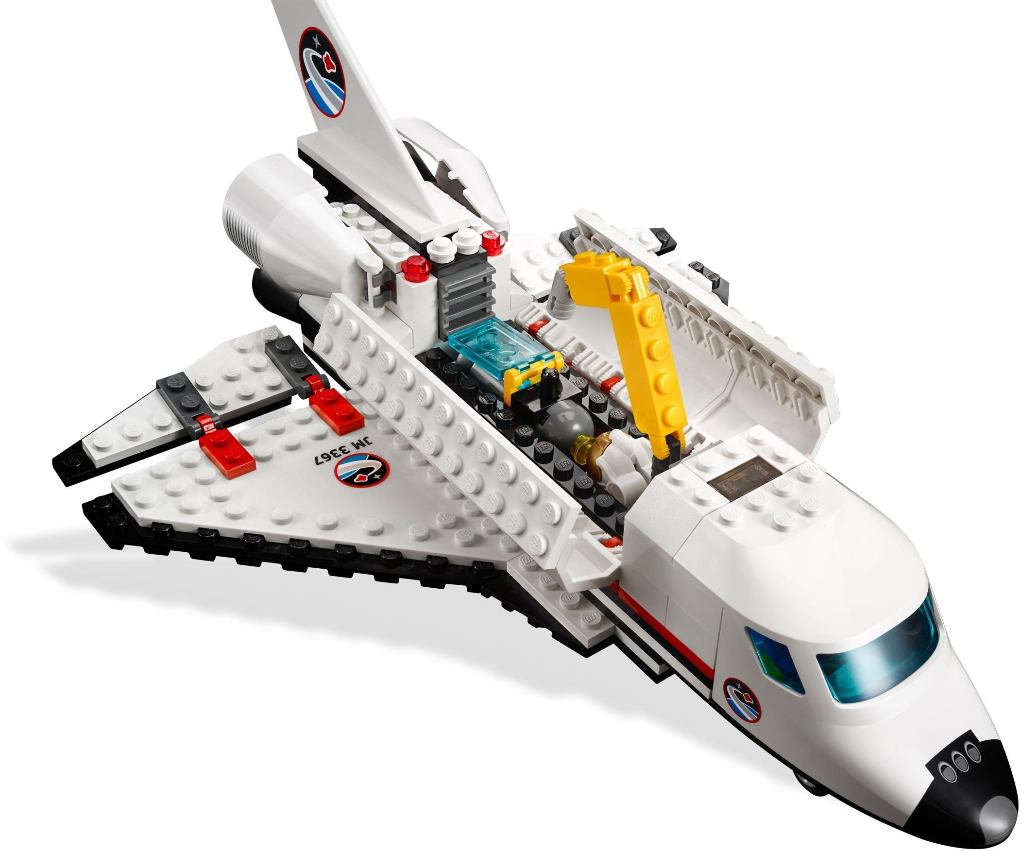 lego space shuttle orbiter - photo #35