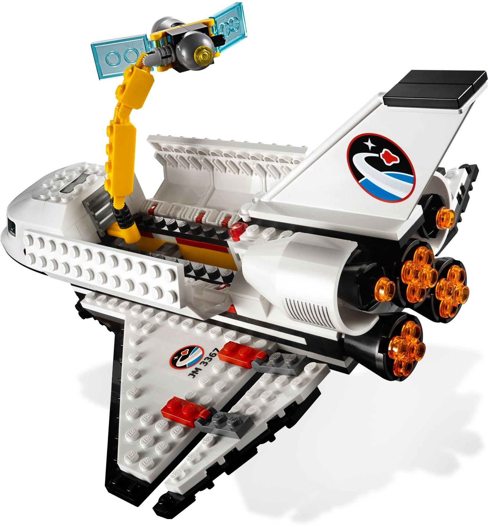 lego space shuttle orbiter - photo #23