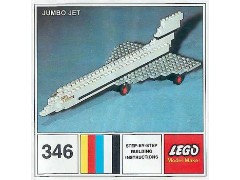 Lego 346 Jumbo Jet additional image 2